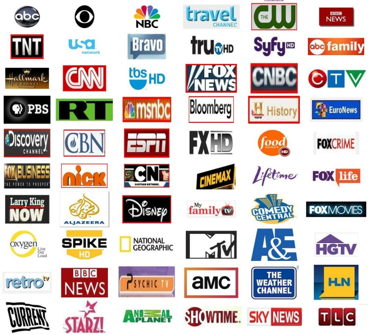 Image result for major tv channels